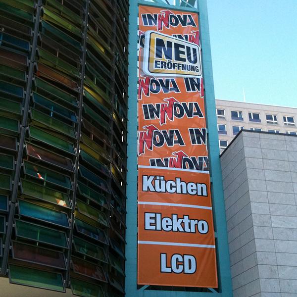 Planen, Banner, Kabus, Werbetechnik