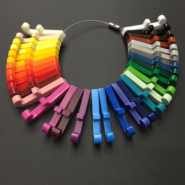 Kabus, Werbetechnik, farbiges Plexiglas